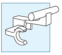 Flip Scan Adaptor for Southern-Imperial-Style Hooks