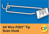 All Wire FISH Tip Scan Hooks