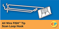 All Wire FISH Tip Scan Loop Hooks