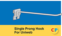 Single Prong Hooks