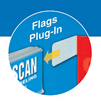 Flags Plug in