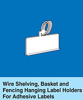 Wire Shelving Basket