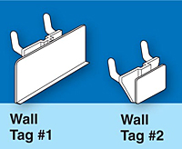 Wall Tags & FISH Tip Wall Tags