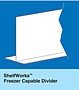 ShelfWorks Freezer Capable Divider
