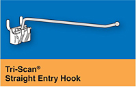 Tri-Scan® Straight Entry Hooks
