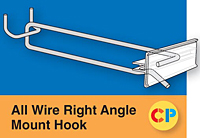 Right Angle Hooks