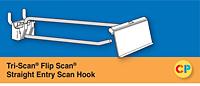 Tri-Scan Flip Scan Straight Entry Scan Hooks