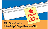 Flip Scan Label Strips with Info Grip Promo Clip