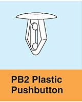 PB2 Plastic Pushbutton