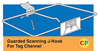 Guarded Scanning J-Hooks for Tag Channel