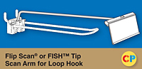 Scan Arm for Loop Hook