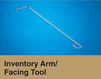 Inventory Arm/Facing Tool