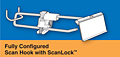 ScanLock Scanning Hook Lock